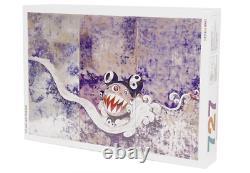 Takashi Murakami 727 Jigsaw Puzzle 1040 Piece Kaikai Kiki 2020 TM