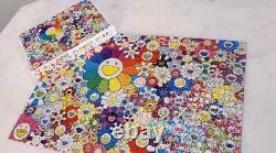 Takashi Murakami Kaikai Kiki Flower Jigsaw Puzzle 1000pcs