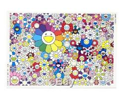 Takashi Murakami flower Jigsaw Puzzle 1000 Piece kaikai kiki 2020 NEW