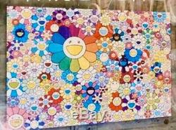 Takashi Murakami flower Jigsaw Puzzle 1000 Piece rare 2020 kaikai kiki