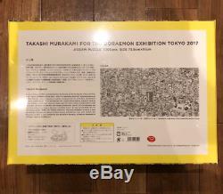 Takashi Murakami x Doraemon Exhibition TOKYO 2017 1000 piece Jigsaw Puzzle