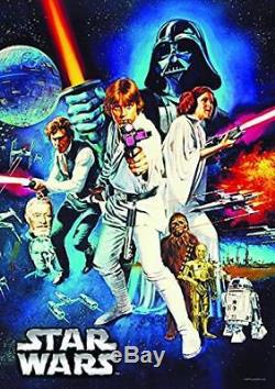 Tenyo Jigsaw Puzzle 1000 Small Pieces STAR WARS A New Hope (29.7x42cm)