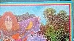 The Beatles Illustrated Lyrics 800 Piece Jigsaw Puzzle 1970
