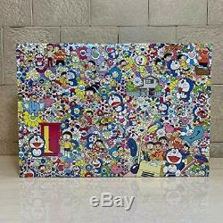 The Doraemon Exhibition Tokyo Takashi Murakami 2017 limited jigsaw puzzle japan