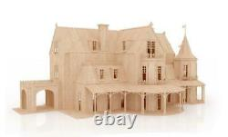 The Fairy Tale Mansion Fun and dreamy 3D Puzzle