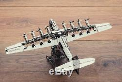 Time for Machine Mechanical Metal 3D Puzzle HEAVENLY HERCULES Model assembly