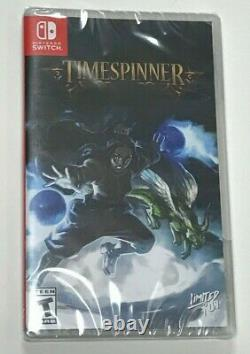 Timespinner Standard Edition Nintendo Switch Best Buy Cover Limited Run Games