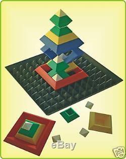 Triangle ZAUBER Puzzle mit Baseplatte 27x27cm TOP QUALITÄT 40-69
