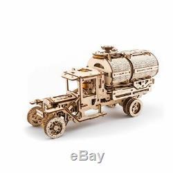 UGEARS Modellbausatz LKW Tankwagen