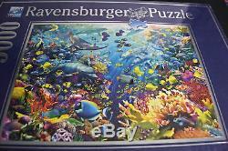 Underwater Paradise 9000 Ravensburger Piece Puzzle New Softclick Premium Puzzle