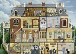 Upstairs Downstairs 1000 Piece Jigsaw Puzzle by Ravensburger FREE SHIPPING