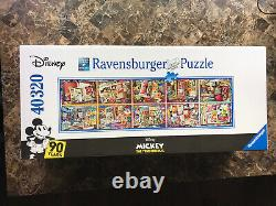 Used Ravensburger Jigsaw Puzzle 40320 Pieces Tiles Disney Mickey 90 Years