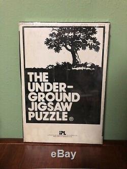 Vampirella Giant 15x21 Inch Poster Puzzle Warren 1974 (still In Shrinkwrap)