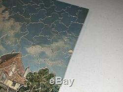 Vintage Parker Brothers 1932 Pastime Wood Jigsaw Puzzle 150 Pieces COMPLETE
