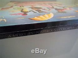Vintage SPRINGBOK Jigsaw Puzzle Caribbean Fantasy, ART Orville Bulman NEW SQ53