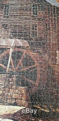 Vintage Victory gold box1500 piece jigsaw puzzle