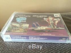 WARREN 3D JIGSAW STAND UP TRANSFORMERS PUZZLE 1984 STARSCREAM Stunning AFA 85