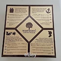 Wentworth 1000 Piece Wooden Jigsaw Puzzle, Whimsy pieces Shelf Life