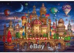 Wentworth Fantasy Palace 500 Piece Wooden Jigsaw Puzzle Ciro Marchetti