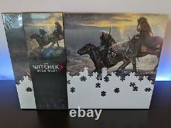 Witcher 3 Jigsaw Puzzle Rare (Geralt & Ciri)