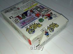 WonderSwan Kaze No Klonoa Moonlight Museum BANDA namco 1999 Japan F/S Rare