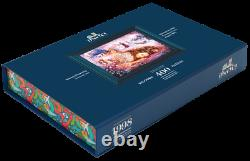 Wooden Jigsaw puzzle Winter dreaming 400pcs Artist Josephine Wall NEW