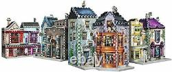 Wrebbit 3D Harry Potter Diagon Alley Collection 3D Jigsaw Puzzles Ollivan
