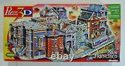 Wrebbit Puzz 3D San Francisco Street Puzzle READ